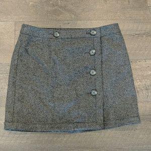 Ann Taylor Loft Petites Wool Skirt